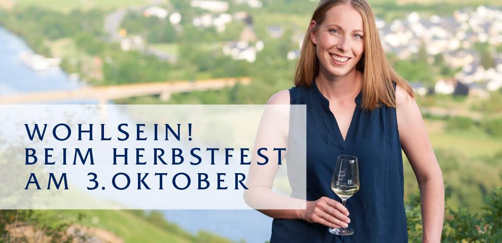 Herbstfest 3. Oktober 2019